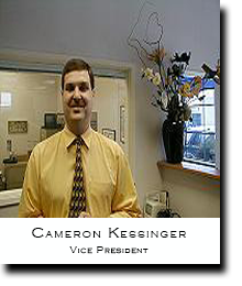 Cameron Kessinger, V.I.P. Vice President