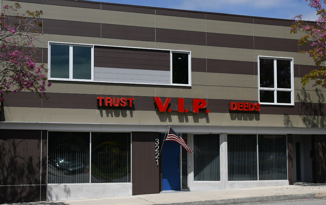 V.I.P. Trust Deed, A California company providing Real Estate and Fast Funding Loans for 4 Decades